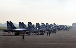 Indonesia điều máy bay Sukhoi ngăn chặn phiến quân Philippines