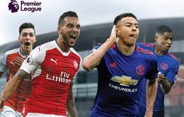Lịch trực tiếp bóng đá Ngoại hạng Anh vòng 36: Đại chiến Arsenal – Man Utd có còn hấp dẫn?