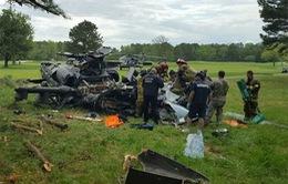 Mỹ: Trực thăng quân sự rơi xuống sân golf, 1 người thiệt mạng