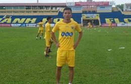 FLC Thanh Hoá chiêu mộ thành công cầu thủ Lê Văn Thắng