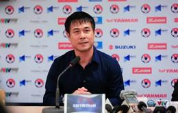 HLV Hữu Thắng không hài lòng về cách thua U20 Argentina của U22 Việt Nam