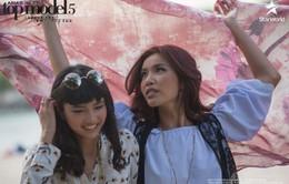 Minh Tú tiếp tục tỏa sáng, làm lu mờ cả bạn thân ở Asia's Next Top Model