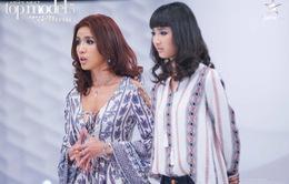 """Minh Tú chia sẻ về quyết định """"bỏ mặc"""" bạn thân ở Asia's Next Top Model"""