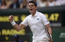 Wimbledon 2017: Hãy coi chừng Milos Raonic!
