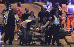 Sau Manchester, Thủ đô London bị tấn công điên cuồng bằng xe tải và dao