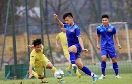 ĐT U18 Việt Nam lên đường dự giải bóng đá trẻ quốc tế ASEAN - Côn Minh 2017