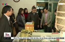 Hà Nội: Tăng cường kiểm tra đột xuất các cơ sở sản xuất, kinh doanh thực phẩm