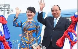 Thủ tướng Nguyễn Xuân Phúc  bắt đầu công du châu Âu