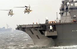 Mỹ và Nhật Bản triển khai tập trận chung