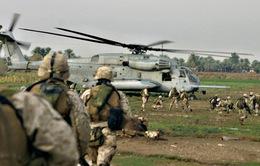 Lầu Năm Góc xác nhận 3 binh sĩ Mỹ thiệt mạng do bị phục kích tại Niger