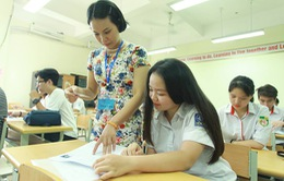 Thí sinh hoàn thành thủ tục dự thi THPT Quốc gia 2017