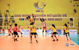 VTV Cup Tôn Hoa Sen 2017: Tuyển trẻ Việt Nam không thể tạo bất ngờ trước đội Sinh viên Nhật Bản