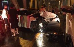 Tai nạn nghiêm trọng trên cầu Chương Dương, 3 người thiệt mạng