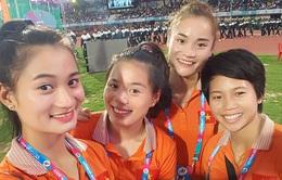 Điền kinh Việt Nam giành HCB châu Á nội dung tiếp sức 4x400m nữ