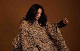 Ca sĩ - diễn viên Nhật Kim Anh lạ lẫm với phong cách du mục