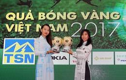 Công bố đề cử Quả bóng Vàng Việt Nam 2017: Quy tụ những gương mặt xuất sắc của bóng đá Việt Nam