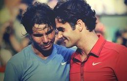 """Federer lý giải tình bạn """"keo sơn"""" với Nadal"""