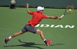 Vòng 4 Indian Wells: Nishikori dễ dàng vượt qua Donald Young