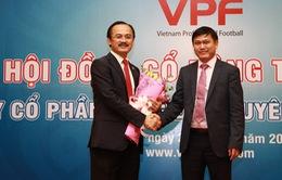 Công ty CP Bóng đá chuyên nghiệp Việt Nam VPF có tân Chủ tịch