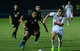 Tổng hợp diễn biến U21 Việt Nam 0-1 U21 Thái Lan (giải U21 Quốc tế 2017)