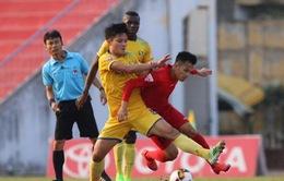 Lịch thi đấu & trực tiếp vòng 22 giải VĐQG V.League 2017: Tâm điểm màn so tài SLNA - CLB Hải Phòng