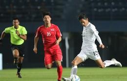 VIDEO: Tổng hợp diễn biến U23 CHDCND Triều Tiên 1-0 U23 Thái Lan