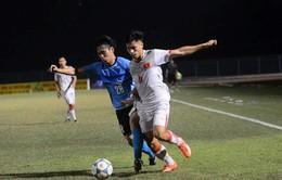 Giải U21 Quốc tế 2017, U21 Yokohama 2-2 U21 Việt Nam: Trận hoà đáng tiếc
