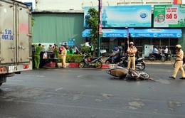 Tai nạn giao thông gia tăng trong ngày thứ 2 nghỉ lễ