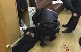Nga: Người dẫn chương trình nổi tiếng bị đâm