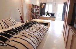 """""""Biến hóa"""" căn hộ 40m2 thành không gian rộng thoáng, tiện nghi"""