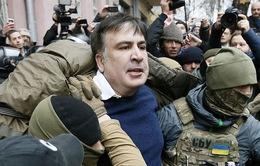 Tòa án Ukraine ra phán quyết trả tự do cho cựu Tổng thống Gruzia Saakashvili