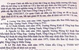 Mở rộng điều tra vụ án Trịnh Xuân Thanh, khởi tố 5 bị can