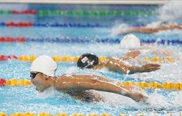 Đội tuyển bơi gặp khó khăn khi tập luyện tại Malaysia