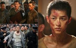 """""""Bom tấn"""" Battleship Island của Song Joong Ki dính nghi án gian lận phòng vé"""