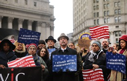 Liên Hợp Quốc chỉ trích lệnh cấm nhập cư của Tổng thống Mỹ