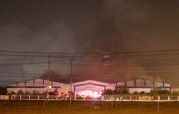 Cháy ở nhà máy ô tô Trường Hải: Không gây thiệt hại lớn về vật chất