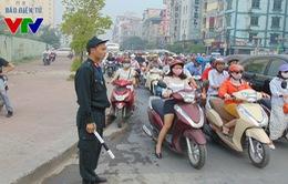 Tăng cường 200 Cảnh sát cơ động đảm bảo trật tự an toàn giao thông dịp Tết