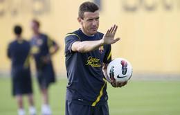 Người thay thế Luis Enrique có thể là một cựu thủ môn Barca