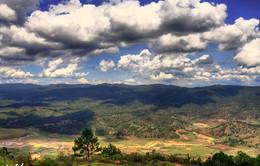 Vẻ đẹp kỳ vĩ, đầy khiêu khích của núi Langbiang