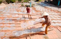 Hơn 500 lò bánh tráng Thuận Hưng luôn đỏ lửa