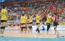 CHÍNH THỨC: Lịch TRỰC TIẾP Giải bóng chuyền nữ Quốc tế VTV Cup Tôn Hoa Sen 2017