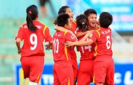 Điểm lại Vòng 6 giải bóng đá nữ VĐQG: Cuộc so tài hấp dẫn top đầu của BXH
