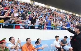 Sơn Tùng M-TP sẽ biểu diễn trước trận TP.HCM - Cần Thơ trên sân Thống Nhất