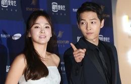 Hé lộ màn cầu hôn lãng mạn của Song Joong Ki với Song Hye Kyo