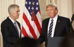 Tổng thống Mỹ Donald Trump đề cử thẩm phán Tòa án Tối cao