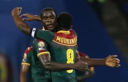 CAN 2017: Vượt qua Ghana, ĐT Cameroon gặp Ai Cập trong trận chung kết