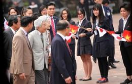 Nhà vua và Hoàng hậu Nhật Bản rời Huế, kết thúc tốt đẹp chuyến thăm Việt Nam