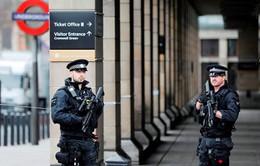 IS nhận trách nhiệm vụ tấn công khủng bố tại London