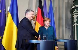 Đức, Ukraine nhất trí tái khởi động thỏa thuận Minsk
