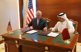 Mỹ và Qatar ký thỏa thuận về chống khủng bố